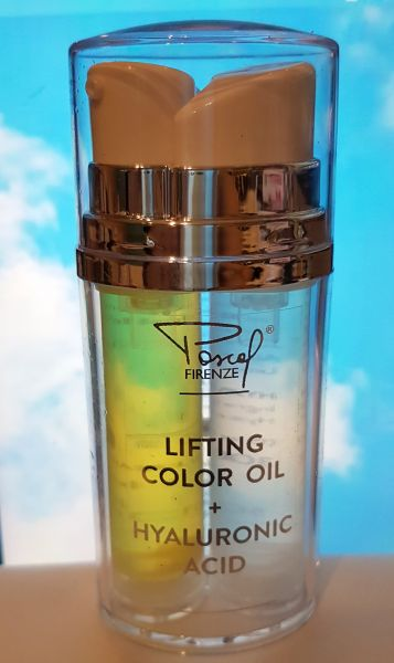 Lifting Color Oil & Hyaluronic Acid - Duo